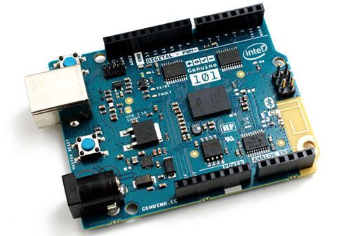 Минус Arduino 101 - 1