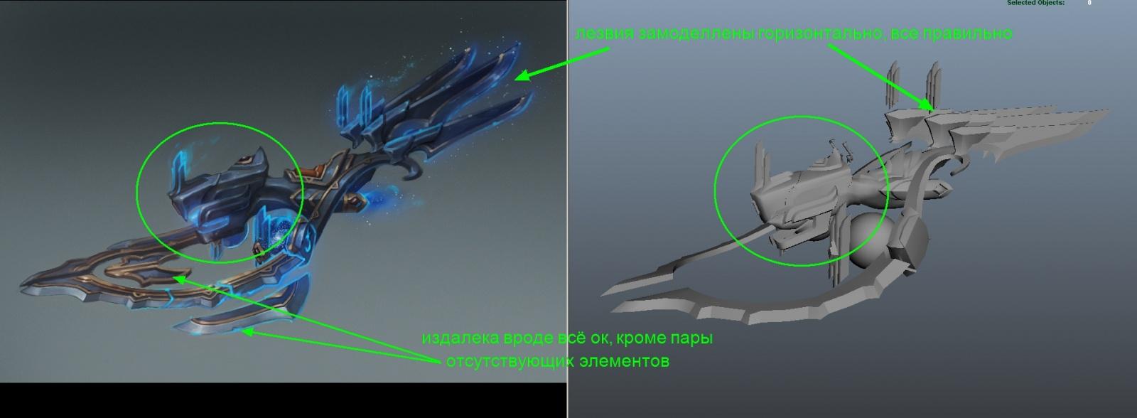 Разработка персонажей для игры «Аллоды Онлайн» - 3