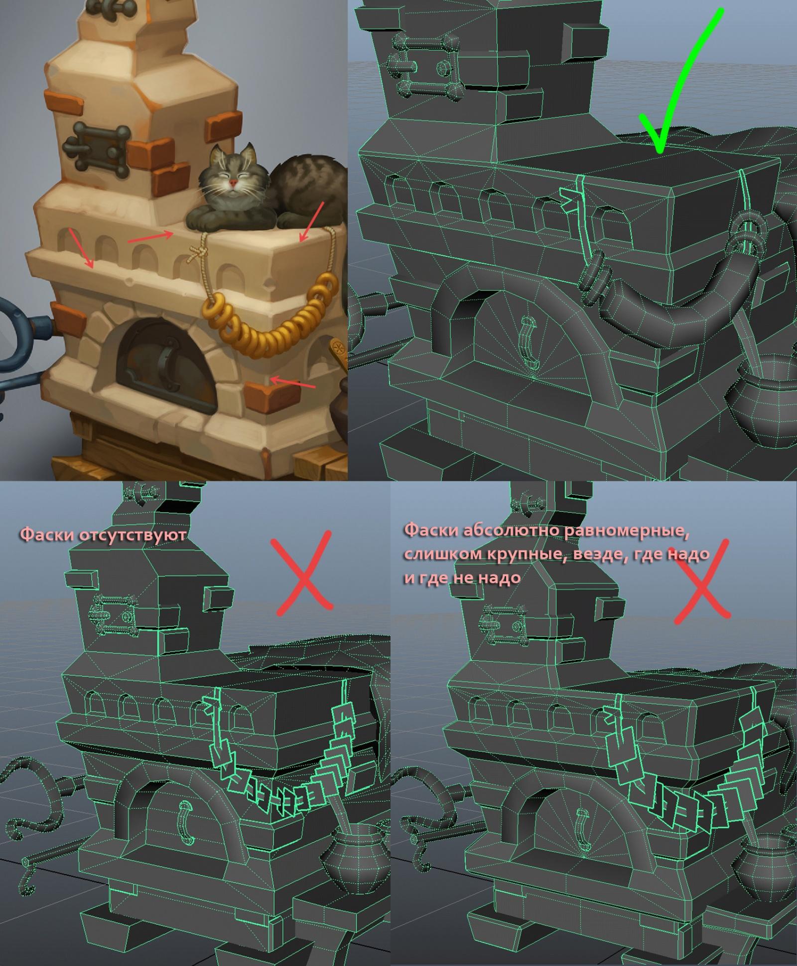 Разработка персонажей для игры «Аллоды Онлайн» - 35