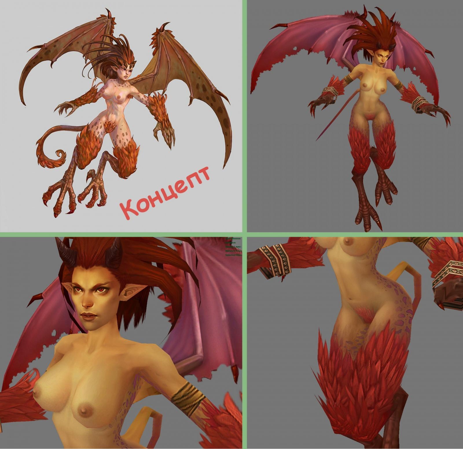 Разработка персонажей для игры «Аллоды Онлайн» - 59