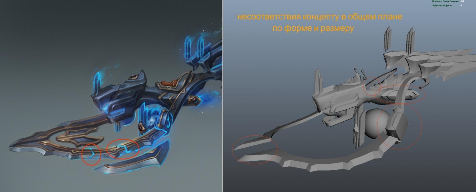 Разработка персонажей для игры «Аллоды Онлайн» - 6