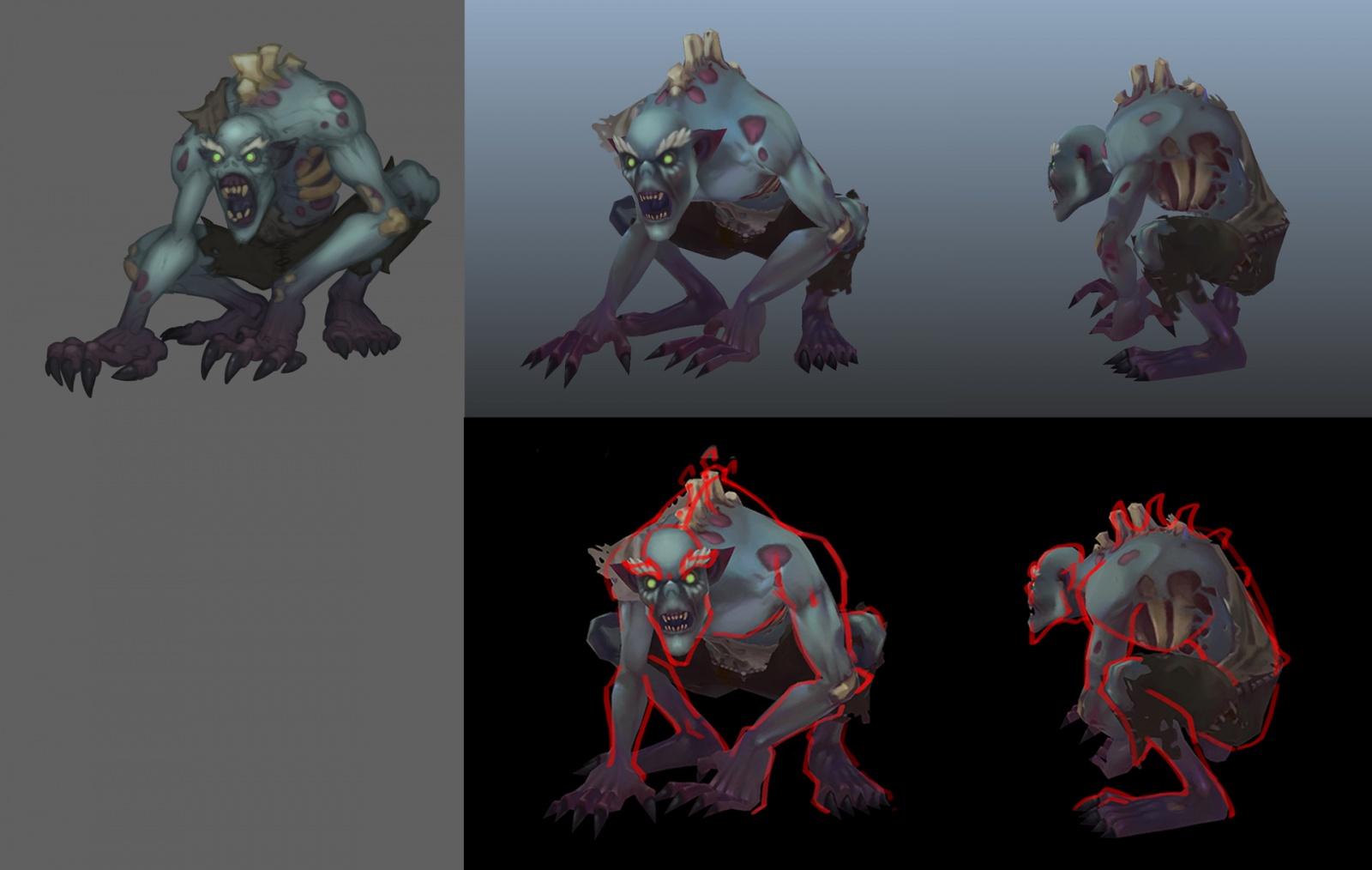 Разработка персонажей для игры «Аллоды Онлайн» - 7
