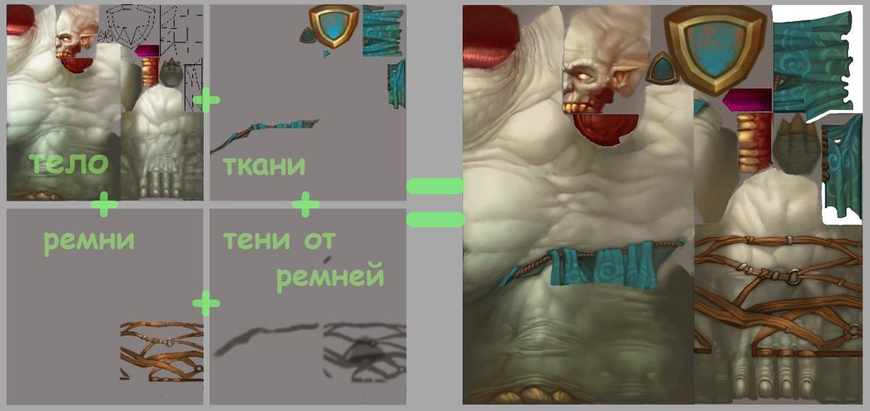 Разработка персонажей для игры «Аллоды Онлайн» - 77
