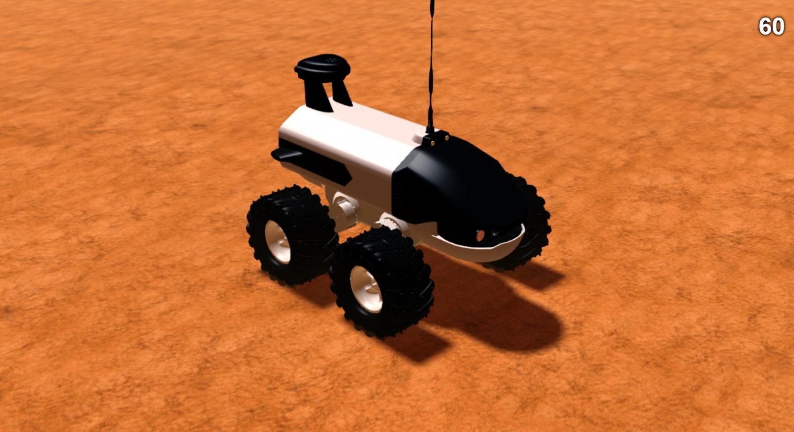 Робот «Ветер». Open Source в роботехнике - 3