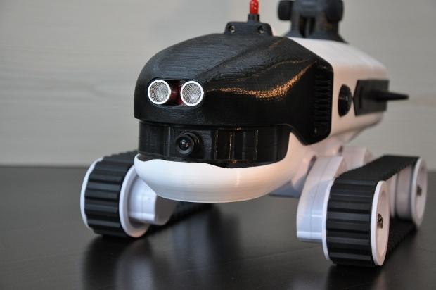 Робот «Ветер». Open Source в роботехнике - 1