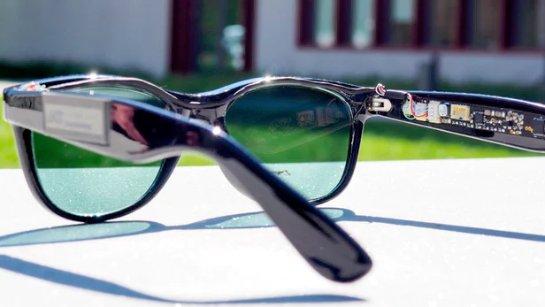 Ученые создали солнцезащитные очки, которые генерируют электричество