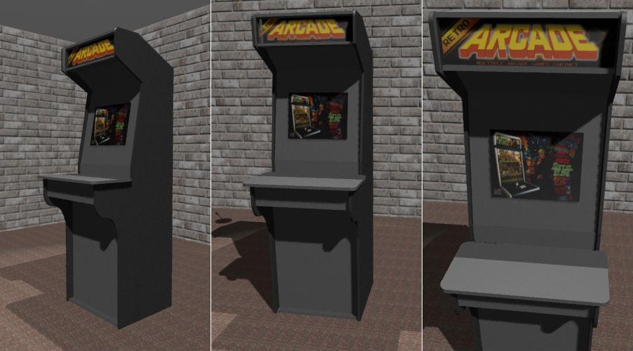 Контра, Батлтодс и Мортал Комбат в одной коробке. История о том, как я сделал игровой автомат и поставил его в офисе - 3