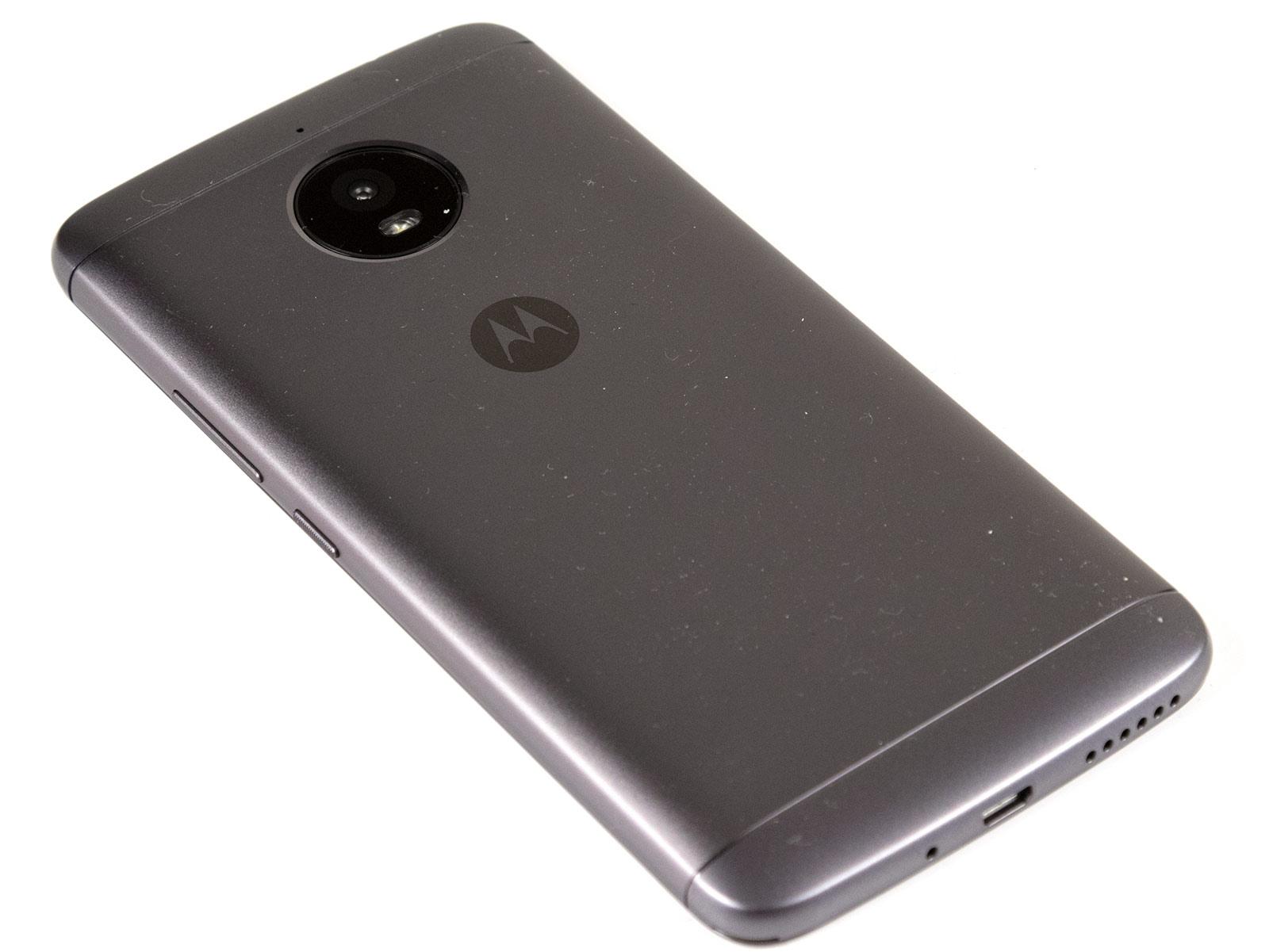 Обзор смартфона Moto E Plus: 5000 мАч в тонком корпусе - 10