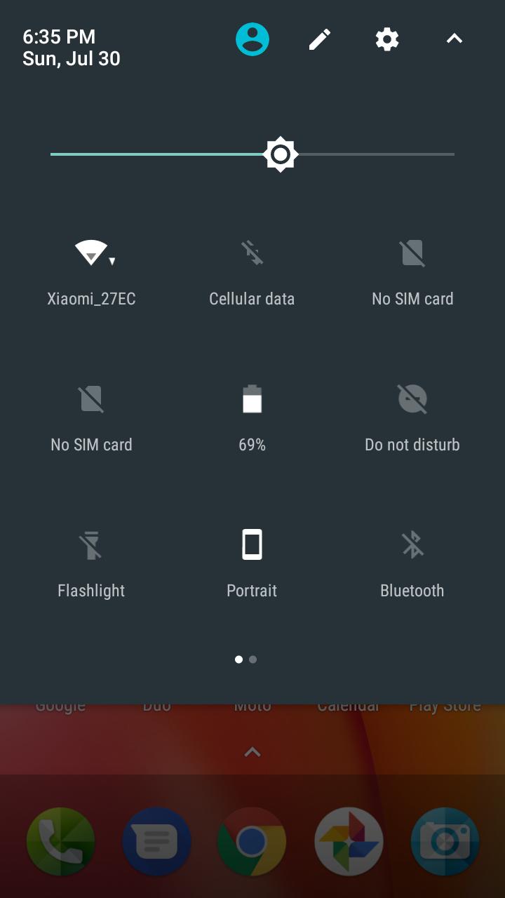 Обзор смартфона Moto E Plus: 5000 мАч в тонком корпусе - 18