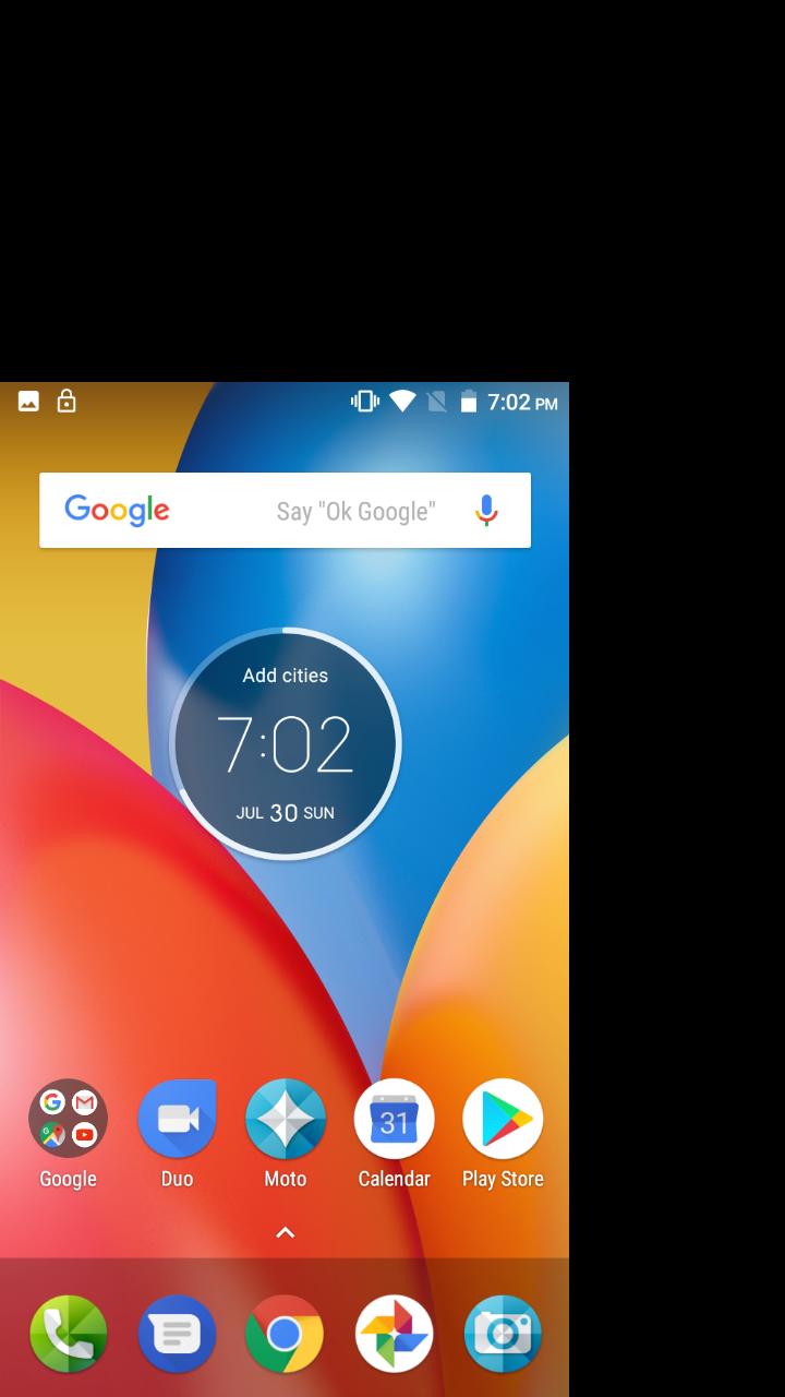 Обзор смартфона Moto E Plus: 5000 мАч в тонком корпусе - 19