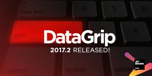 DataGrip 2017.2: Поддержка Redshift и Azure, несколько баз в PostgreSQL, контроль транзакций и другое - 1