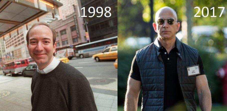 Джефф Безос стал самым богатым человеком планеты. Почему Amazon «съест весь мир» - 1
