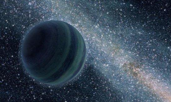 Ученые считают, что блуждающие планеты могут быть заселенными