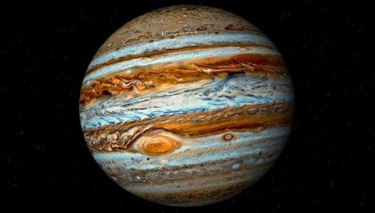 Юпитер оказал влияние на зарождение на Земле жизни