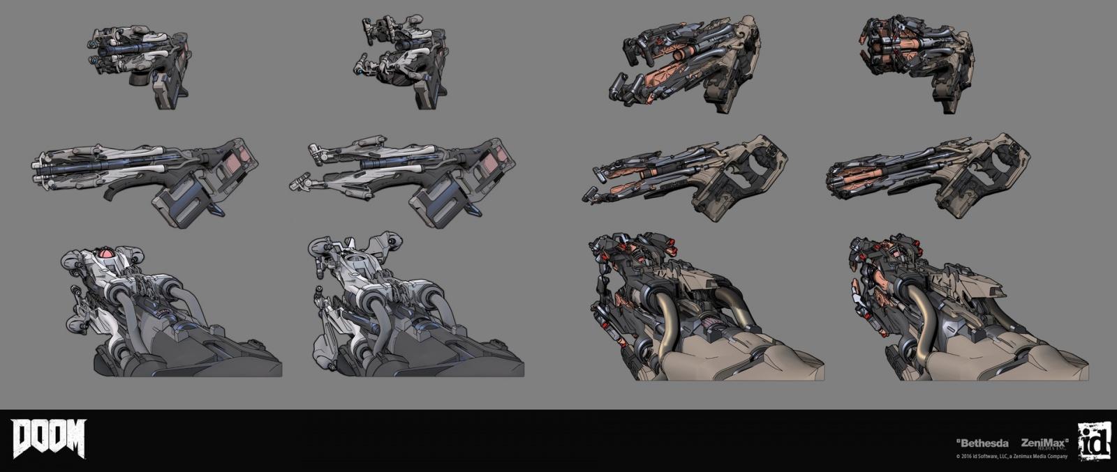 Как создавались пушки для Doom - 11