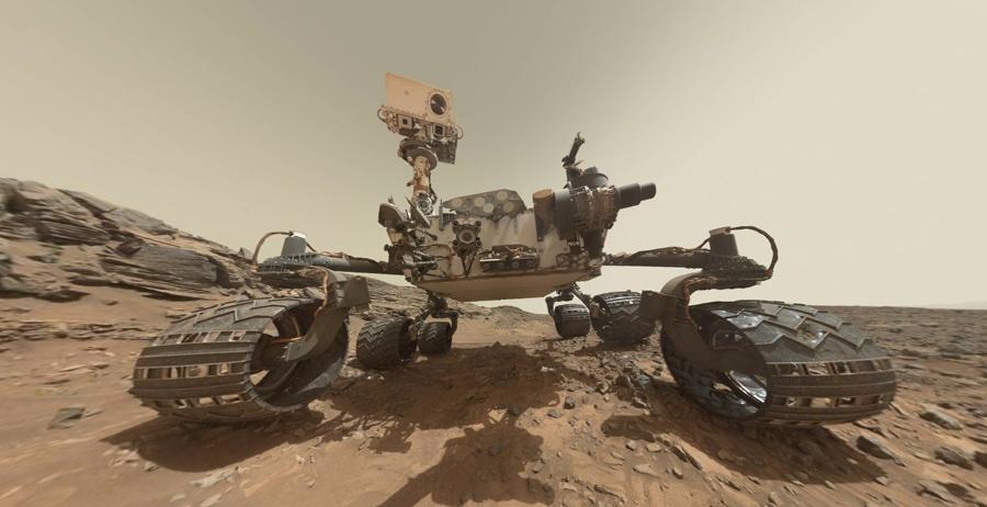 Пять лет на Марсе - 12
