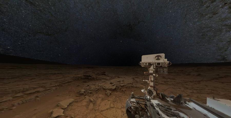 Пять лет на Марсе - 16
