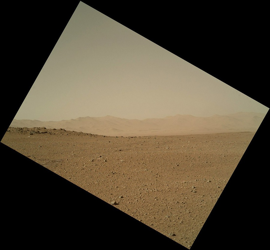 Пять лет на Марсе - 9