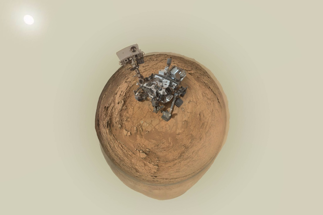 Пять лет на Марсе - 1