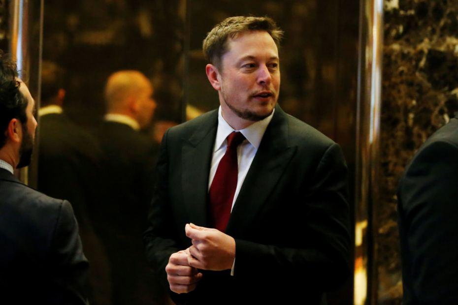 Илон Маск хочет создать собственный Hyperloop - 1