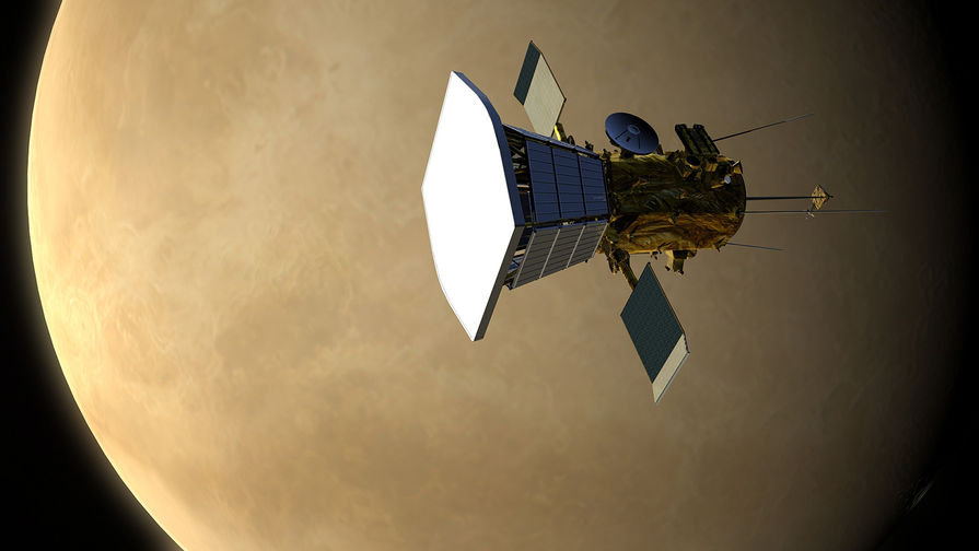 Роскосмос и НАСА выбрали дату старта «Венеры-Д» - 1