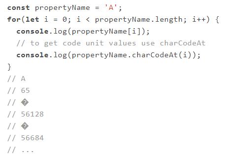 Скрытые послания в именах свойств JavaScript - 4
