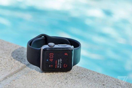 Следующий Apple Watch будет иметь LTE