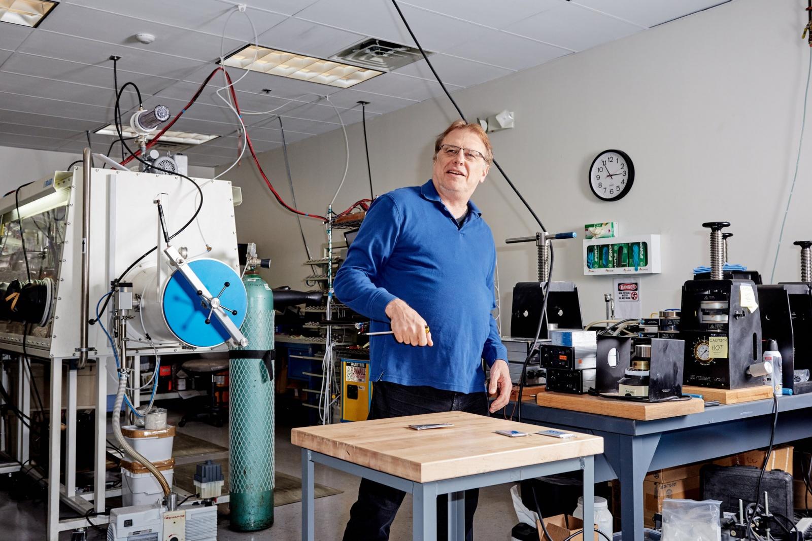 Стартап Ionic Materials изобрёл новый полимерный аккумулятор - 2