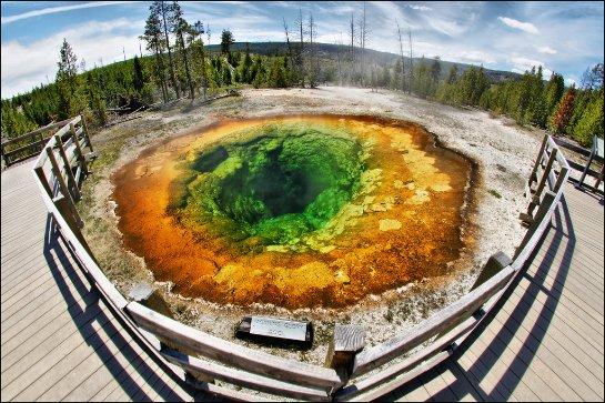 Ученые предположили, что будет, если взорвется вулкан Йеллоустоун