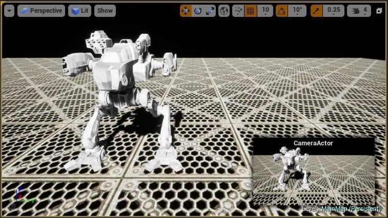 MMO с нуля. Часть 2. Наращивание функционала + алгоритм Diamond Square - 16