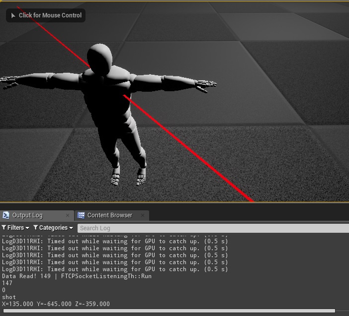 MMO с нуля. Часть 2. Наращивание функционала + алгоритм Diamond Square - 21
