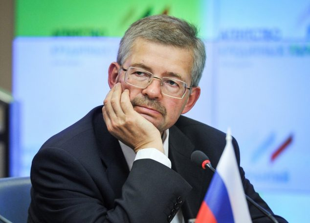 Первый зампред ЦБ РФ Дмитрий Тулин