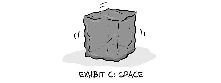 Что такое пространство? - 7