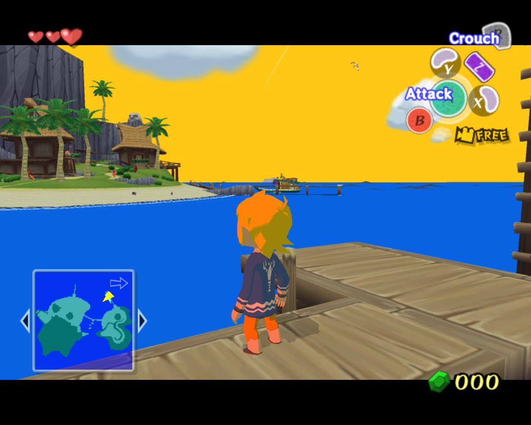 Убершейдеры в эмуляторе GameCube-Wii: восхитительное решение нерешаемой проблемы - 12