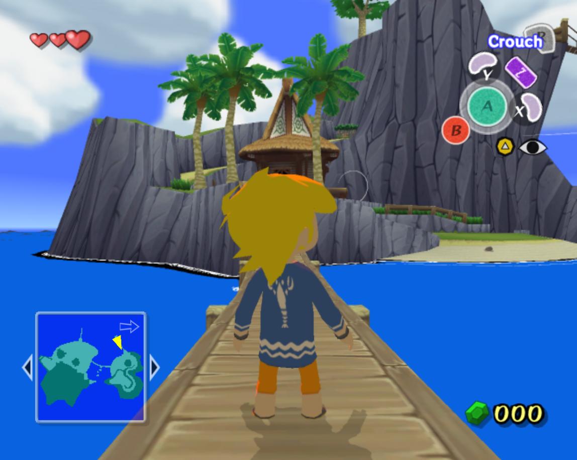 Убершейдеры в эмуляторе GameCube-Wii: восхитительное решение нерешаемой проблемы - 13