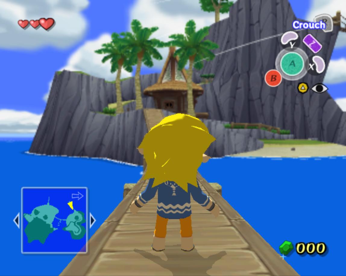 Убершейдеры в эмуляторе GameCube-Wii: восхитительное решение нерешаемой проблемы - 14