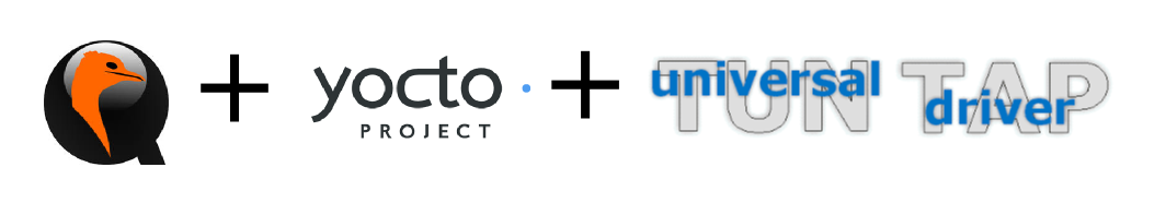 Виртуальная сетевая среда для тестирования сетевых протоколов. Используем QEMU+YOCTO+TAP - 1