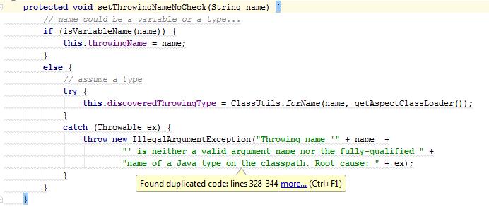 Атака клонов. Как бороться с дублированием кода? - 7