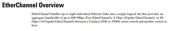 Основы компьютерных сетей. Тема №8. Протокол агрегирования каналов: Etherchannel - 14