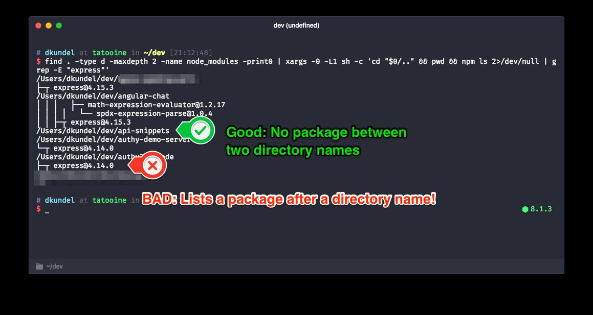 Вредоносный код в npm-пакетах и борьба с ним - 3