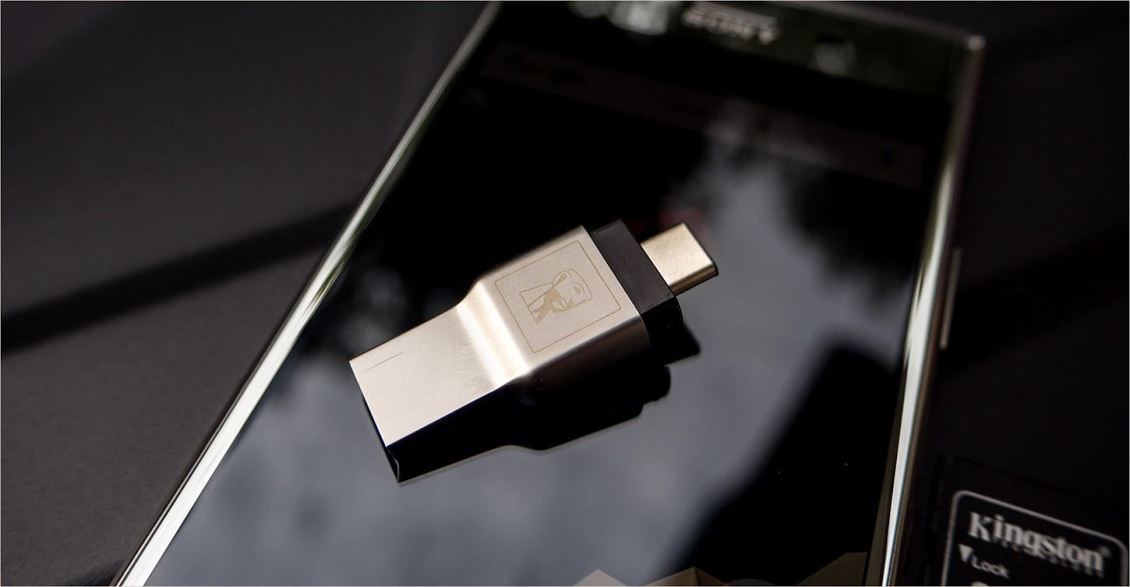 Kingston Duo 3C — палочка-выручалочка для MicroSD карт памяти - 10