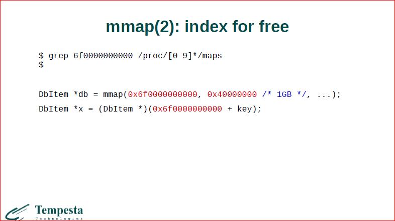 Linux Kernel Extension for Databases - 11