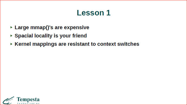 Linux Kernel Extension for Databases - 14