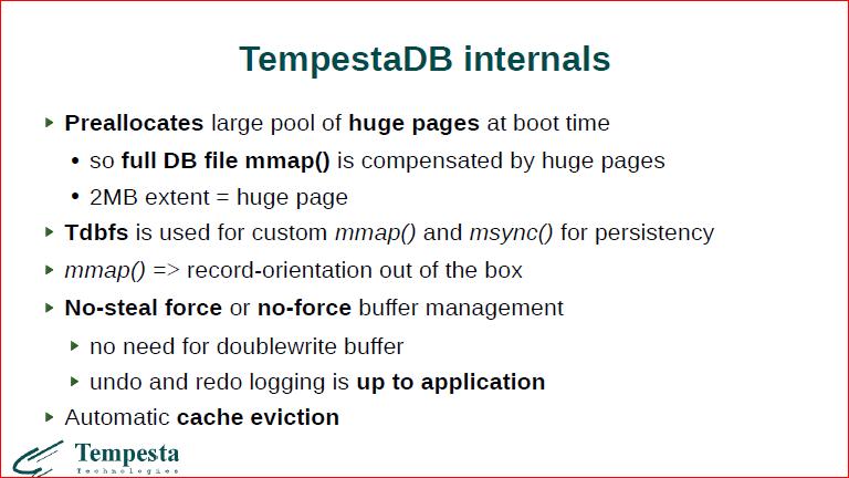 Linux Kernel Extension for Databases - 39