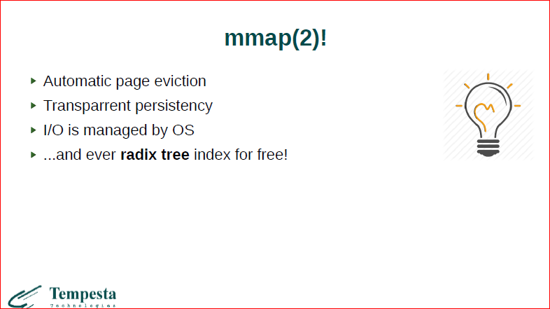 Linux Kernel Extension for Databases - 8
