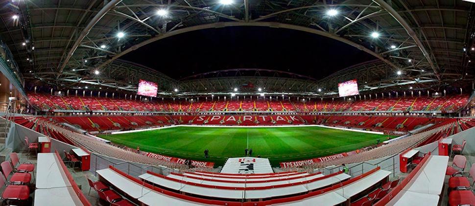 ИТ на стадионе «Открытие Арена». Когда адреналина в проекте не меньше, чем во время матча - 2