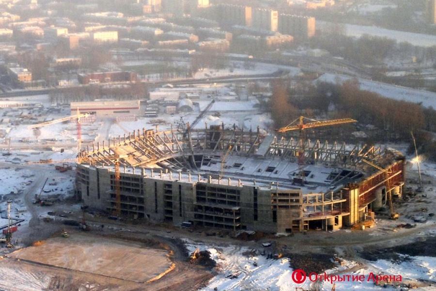 ИТ на стадионе «Открытие Арена». Когда адреналина в проекте не меньше, чем во время матча - 4