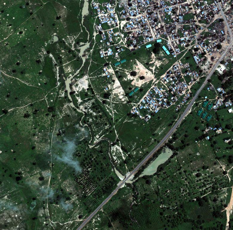 Как программно разметить спутниковую фотографию? Решение задачи Dstl Satellite Imagery Feature Detection - 5
