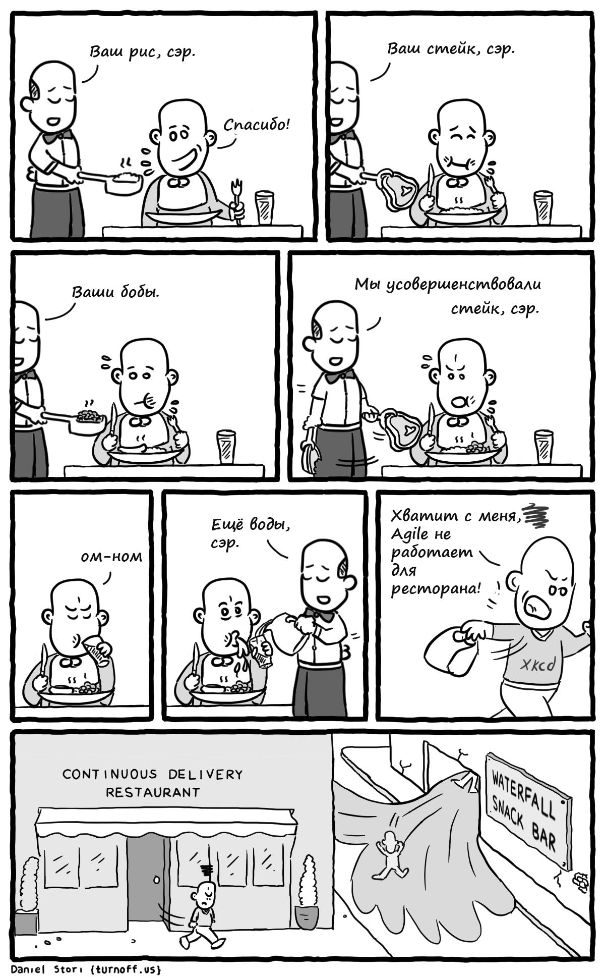 Комиксы Даниэля Стори (часть 2) - 15