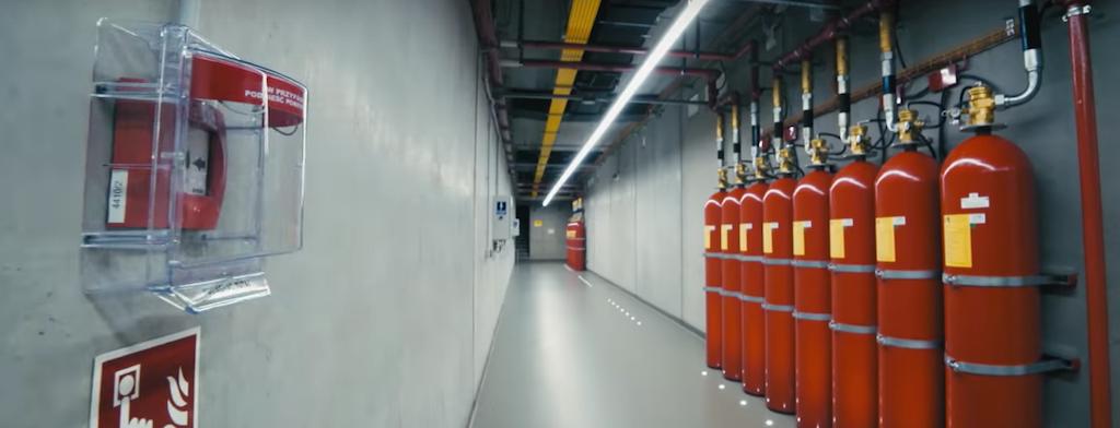 На страже порядка: Data Center 2 компании Beyond.pl - 15